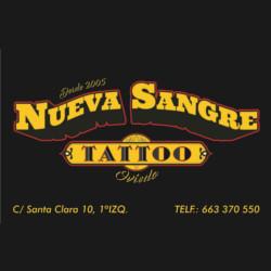 Patrocinadores Nueva Sangre Tattoo