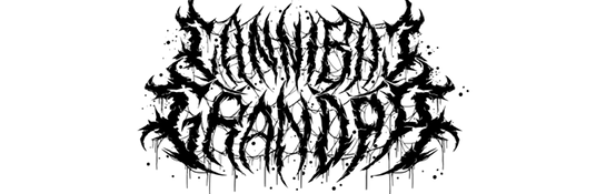 Cannibal Grandpa Logo