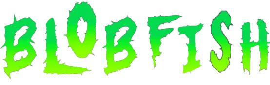 Blobfish Logo
