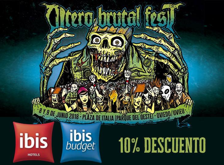 Descuento Hoteles Ibis OBF18